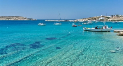 Beaches of Koufonisia